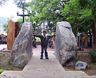 Robert and Rocks