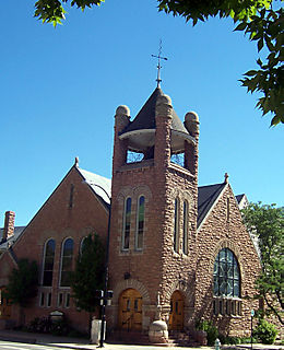 Methodist Church Boulder