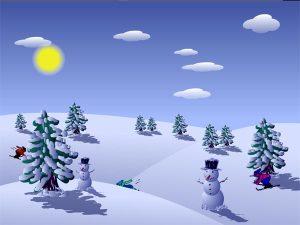 Winterscreenshot